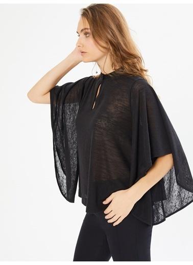 Xint Bluz Siyah